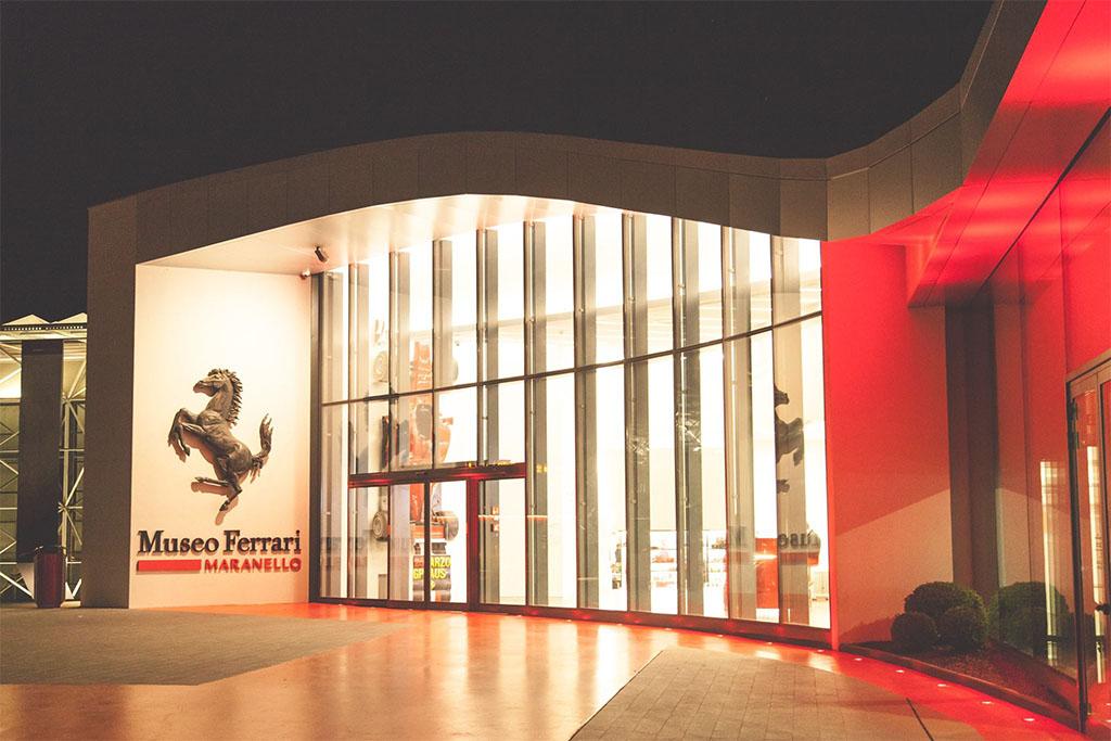 0 Museo Ferrari